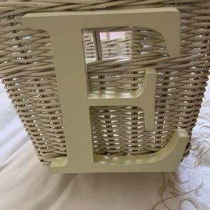 Pottery Barn Basket